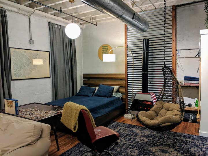 Fishtown Urban Warehouse Apartment