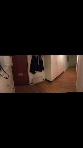 Lägenhet för tre - Trelleborg