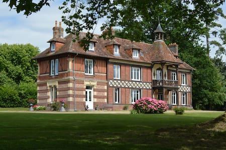 La Sellerie du Manoir de Pontallery - Le Mesnil-Durand - อพาร์ทเมนท์