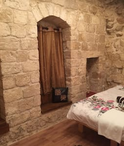 An old room in Nazareth - נצרת - Pousada