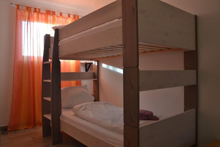 Gästehaus Parkblick: 4-Bettzimmer