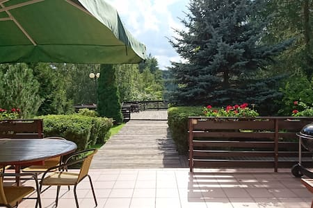 Terra Mazuria- bajeczny luksus - Romany - Domek gościnny