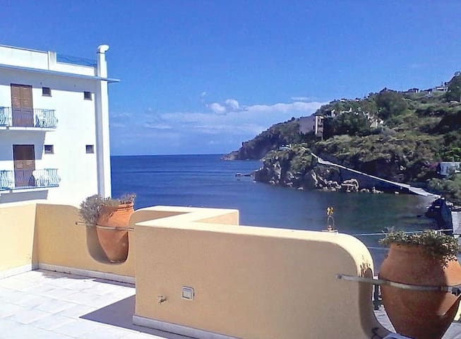 Holiday home Sea view...