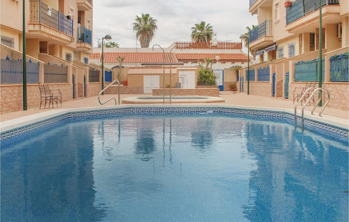 Holiday apartment with 3 bedrooms on 70m² in Los Alcázares