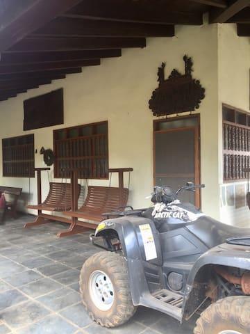 San Javier, Casa de Campo