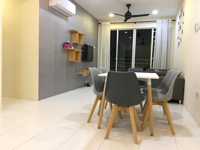 Sweet Home - 3Bedroom 2Bathroom Apartment