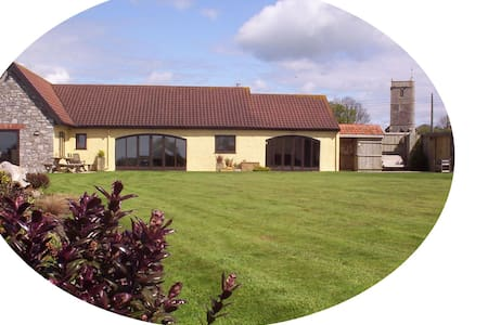 WILLOW BARN boutique bed and breakfast - North Somerset
