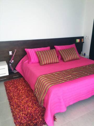 Dormitorio 3 (incluye terraza)