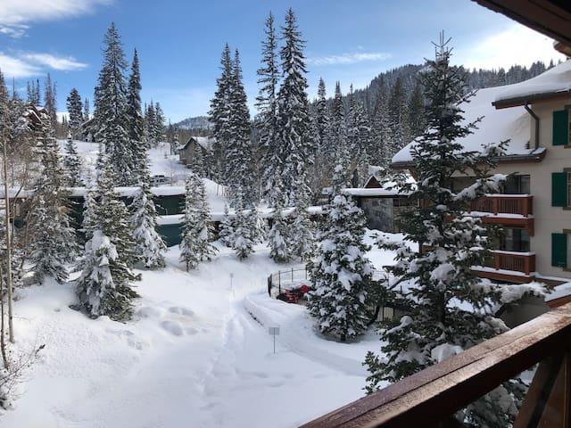 Solitude Mountain Resort Condo Sleeps 6