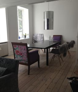 Perfect location at Frederiksberg - Frederiksberg - Apartment