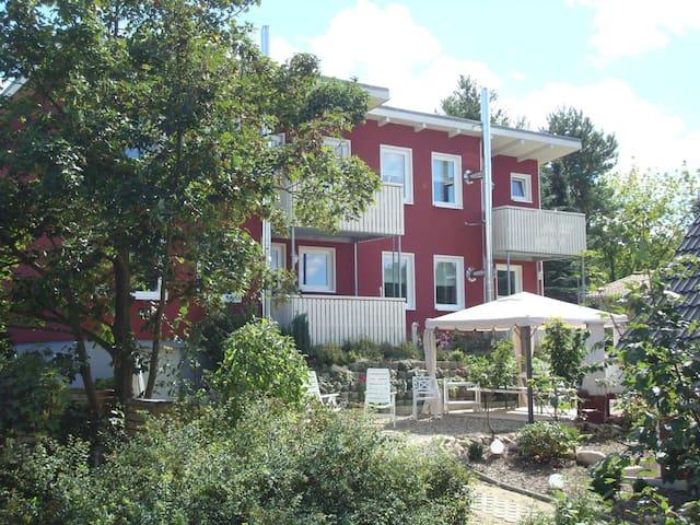 Ferienanlage PONTUS FeWo1 - Am Plauer See (Müritz)