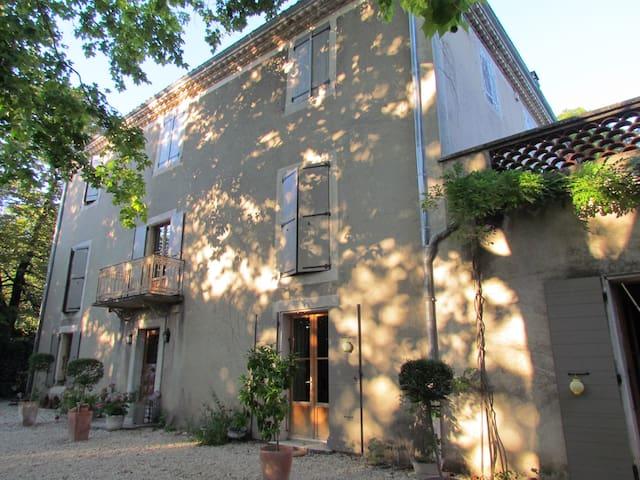 Maison d'hôtes Ecolo et Bio - Saulce-sur-Rhône