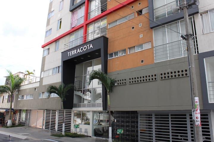 Apartamento nuevo, excelente ubicación y comodidad