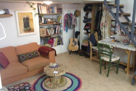 Cozy and romantic loft apartment - Jérusalem