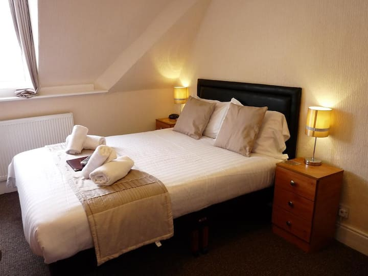 Double Room at Hilbre Hotel