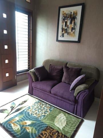 Sofa at living room
