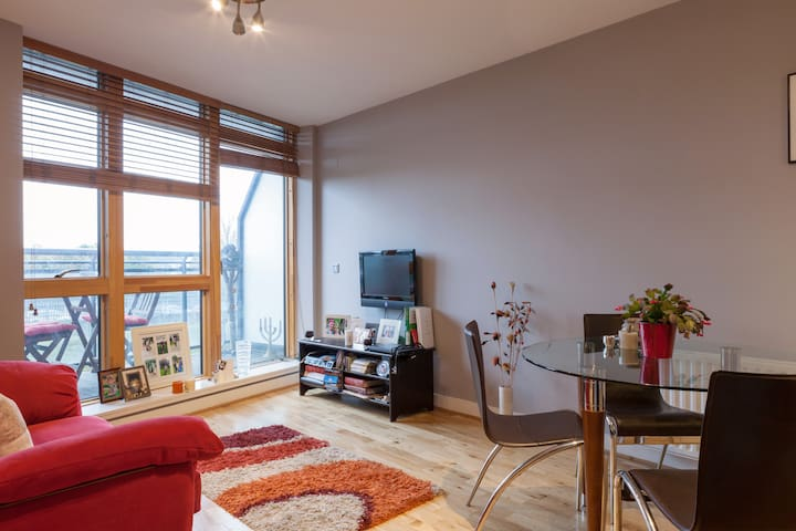 Double bed  Deluxe Private bathroom - Dublin - Apartamento