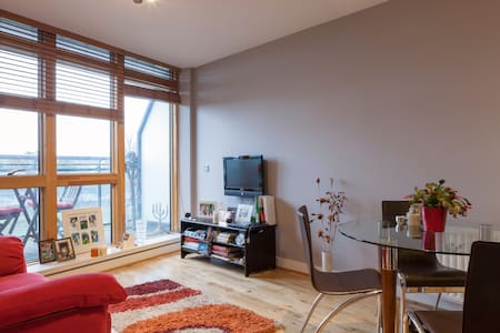 Double bed  Deluxe Private bathroom - Dublin