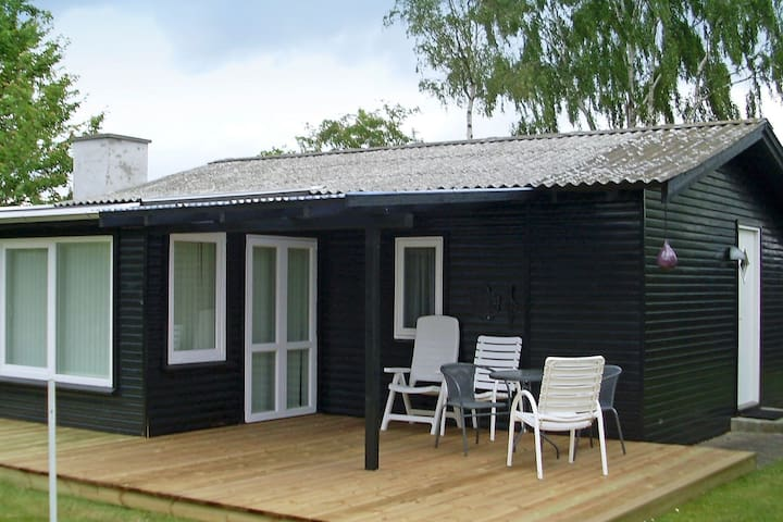 4 person holiday home in Børkop