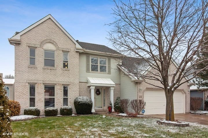 Gorgeous House in Historic Naperville