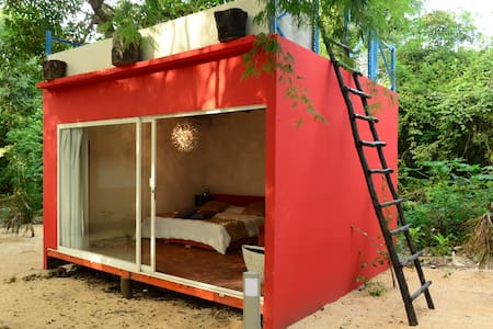 Fantastic experience in LUXURY CONTAINER HOUSE - Playa del Carmen - Other