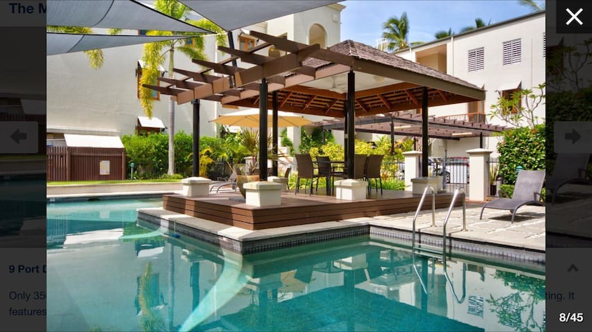 Tropical luxury apartment MARCH SPECIAL $92p/n!