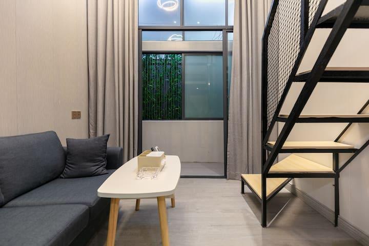 世界之窗唯一loft酒店式公寓《沙河公寓》
