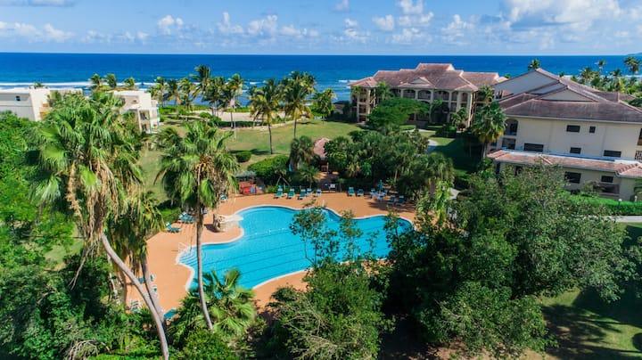"2 Bedroom Condo @Pelican Cove ""Caribbean Retreat"""