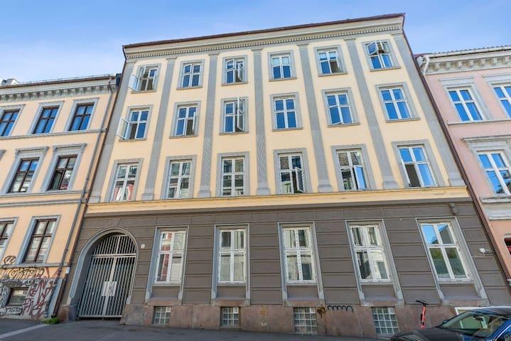 Urban Apartments St Hanshaugen Studio 408