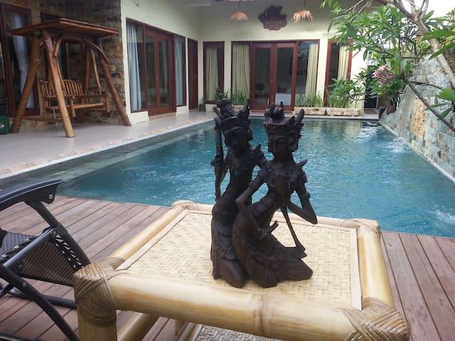 Beautiful Villa; Private Pool, 1 Bed Room (2 pax) - Batam - Villa