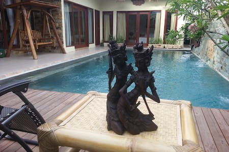 Beautiful Villa; Private Pool, 1 Bed Room (2 pax) - Batam - Villa