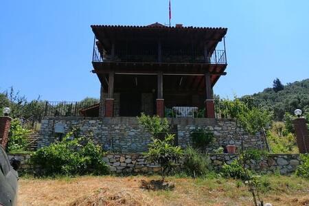TI001 by Villa of Summer İzmir Tire Kiralık Villa