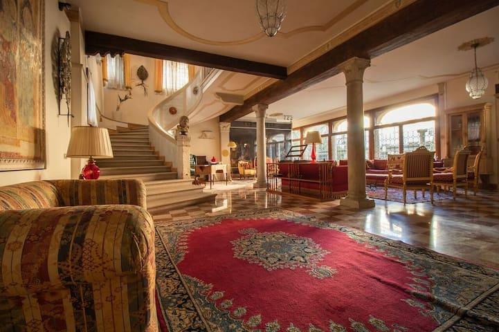 Villa veneziana nel cuore di Treviso