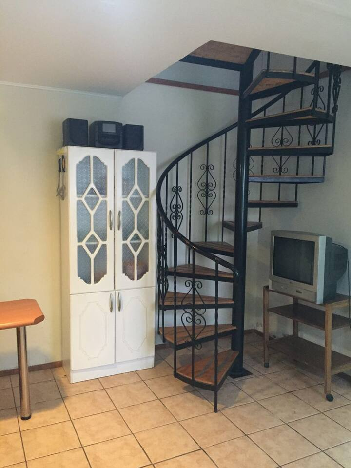 Casa Interior Robles