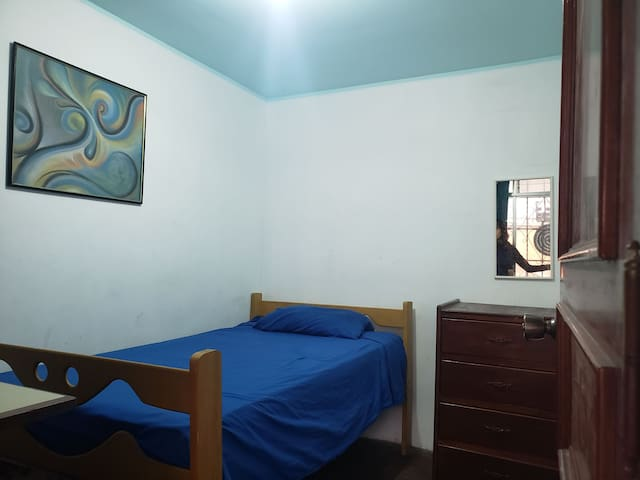 Private room in Lima near Universidad Catolica