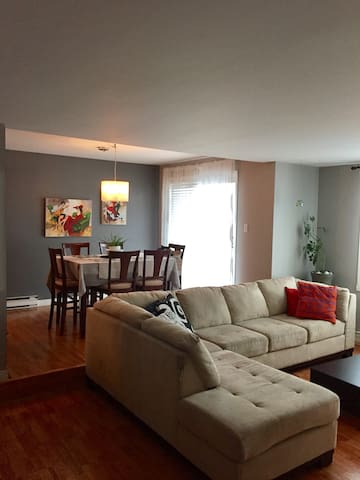 Comfy & cosy - Longueuil - Apartment