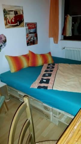 helles Zimmer in freundlicher WG - Freiburg im Breisgau - House