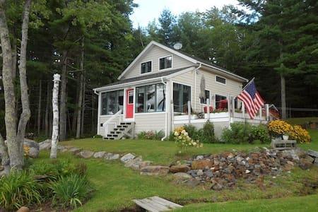 Serendipity Cottage on Lermond Pond