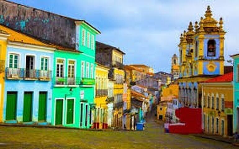 Centro Historico Pelourinho
