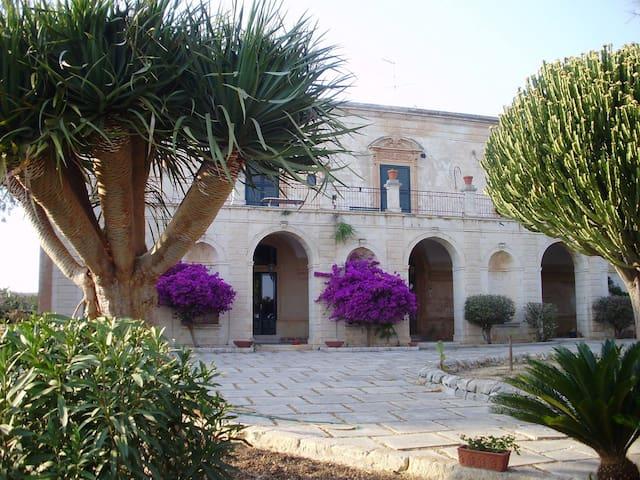 Villa baronale vista mare - Scicli - Villa