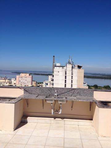 Apê ótima localização -Wifi - Porto Alegre, RS, BR - Porto Alegre - Leilighet