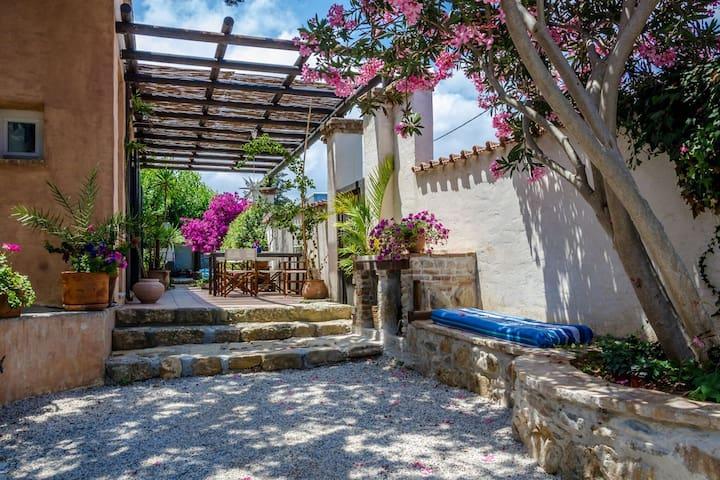 Villa Nektarios - Pano Gerani, Chania - Apartamento