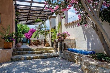 Villa Nektarios - Pano Gerani, Chania - 公寓