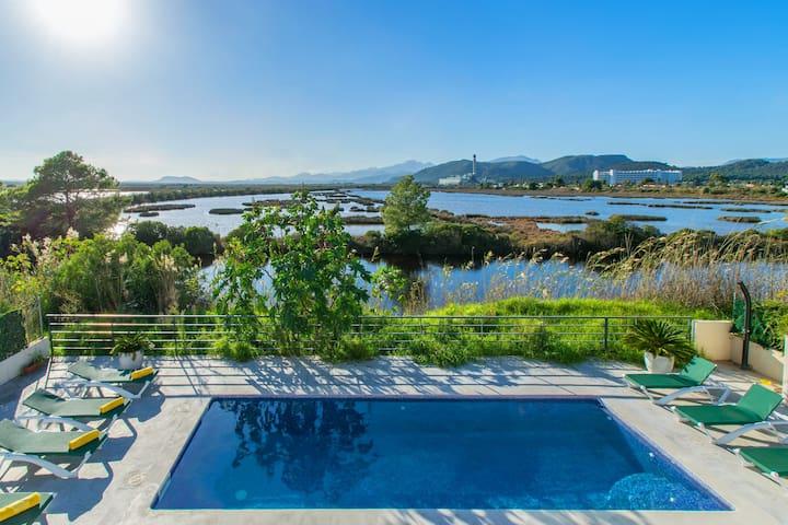 Villa LAKE VILLAGE for 8 people in Playa de Muro