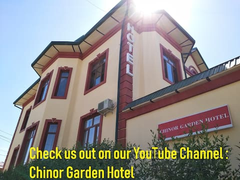 Chinor Garden 1 ( Free Airport transfers and more)