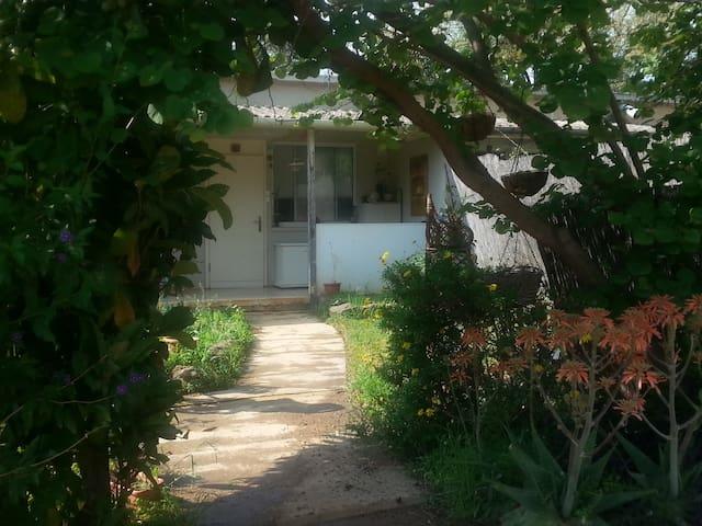 Cozy place, Kibbutz Dan - Dan - Huis
