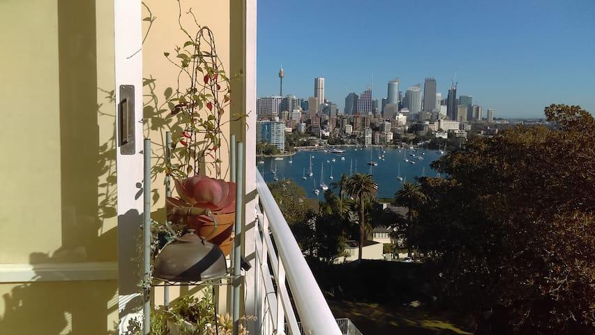 Tree top Living (Double), Sydney