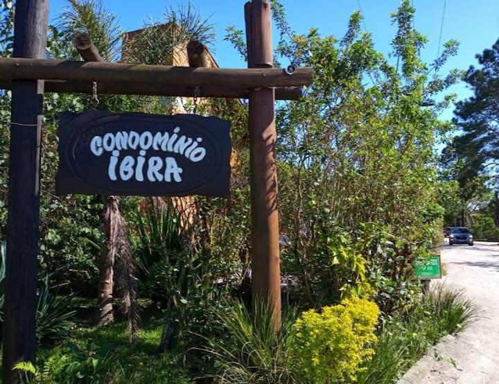 Casa do Ibira - Condomínio Fechado beira da Lagoa