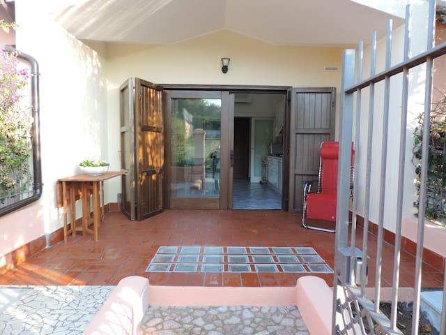 ingresso/veranda cucina