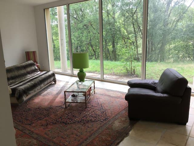 Villa sur Golf entre Paris et Rouen